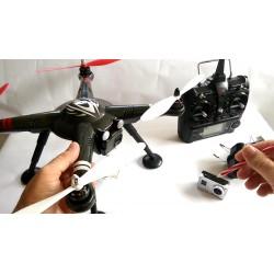 Reparación, calibrado dron x380