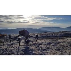 Grabación  filmaciones con dron inspire 2 y piloto profesional rpa barcelona