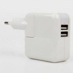 CARGADOR APPLE IPHONE 3, 4 , 5, 6 5v, 2A